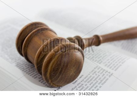 Gavel on Legal Text