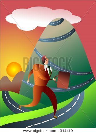 The Mountainous Journey