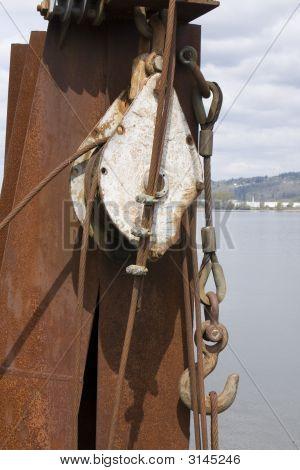 Block Tackle And Hook