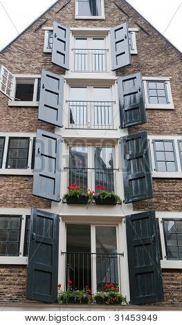 Amsterdam Multilevel House