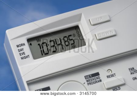 Sky Thermostat 85 Degrees Cool V1