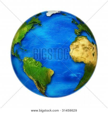 Map World