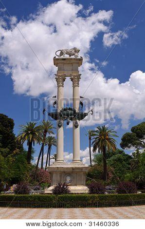 Columbus Monument, Seville