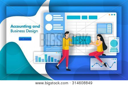 Accounting Consultants Provide Advice In Accounting And Business Design, Accounting Information Syst