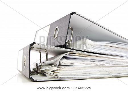 Two Office Folders
