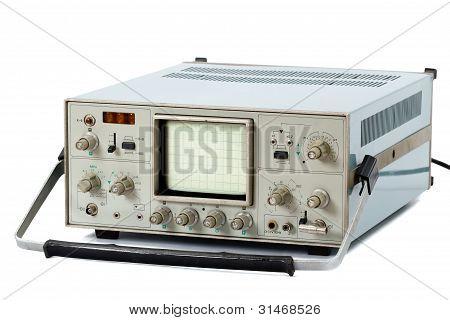 Oscilloscope (isolated)