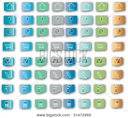 Webshop Ikons