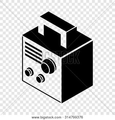 Electro Welding Machine Icon. Simple Illustration Of Electro Welding Machine Vector Icon For Web