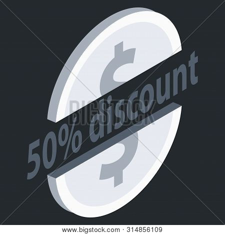 Special Offer Sale Tag Isolated Vector Illustration. Discount Offer Price Label, Symbol For Advertis