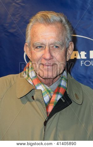 NEW YORK-JAN 24: Former MLB player Tim McCarver attends the 10th Anniversary Joe Torre Safe At Home Foundation Gala at Pier 60, Chelsea Piers on January 24, 2013 in New York City.