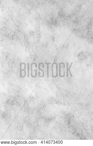 Vertical Black And White Watercolour Background, Watercolour Painting Soft Textured On Wet White Pap