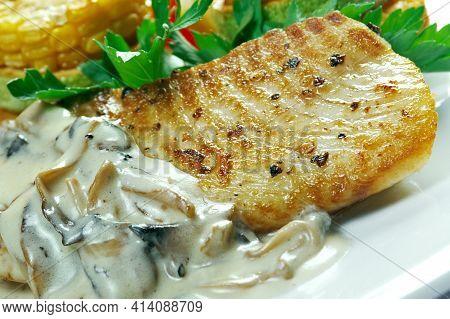 Mulet Farci Saint Louisienne  Senegalese Fish Delicacy From Saint-louis
