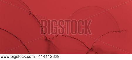 Grungy Blood Background. Rose Fluid Wallpaper. Horror Splatter Black. Watercolor Murder Design. Bloo