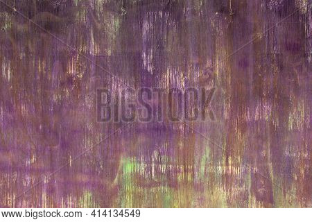 Nice Vintage Dirty Tinted Hardwood Panel Texture - Abstract Photo Background