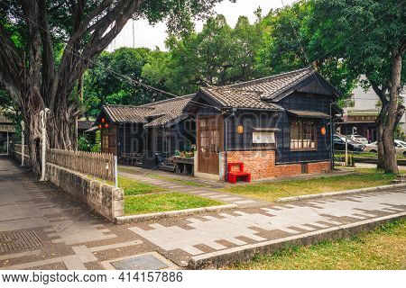 December 20, 2020: Yunzhong Street Cultural And Creative Zone, Former Police Dormitories Built In 19