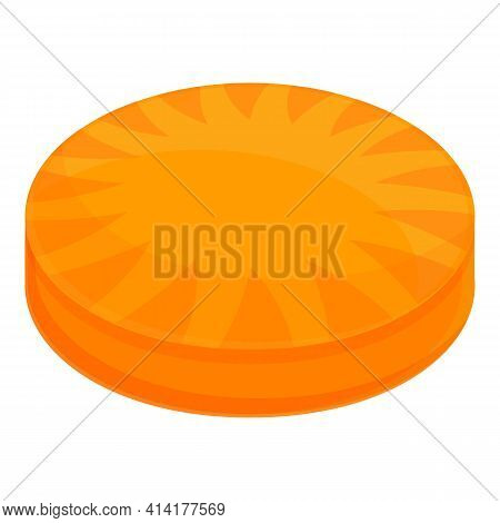Pastry Mold Icon. Cartoon Of Pastry Mold Vector Icon For Web Design Isolated On White Background