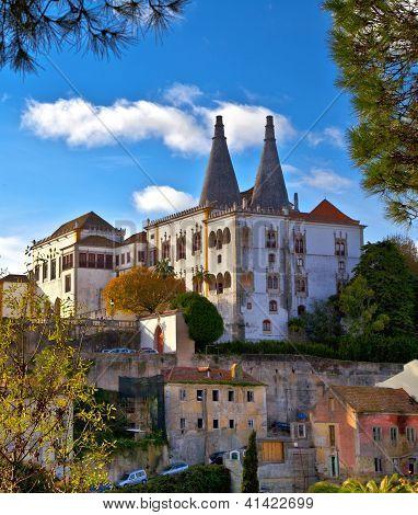 Portugal, Sintra.