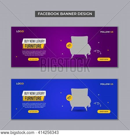Furniture social media post templates, Real Estate Social Media Post Template, Social Media Banners, Elegant of Real Estate or Home Sale Social Media Promotion, adventure banner promotion for social media template, yellow social media post template,