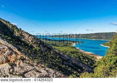 Lac De Sainte-croix, Gorges Du Verdon, Verdon Gorge Provence-alpes-cote D'azur, Provence, France, Eu