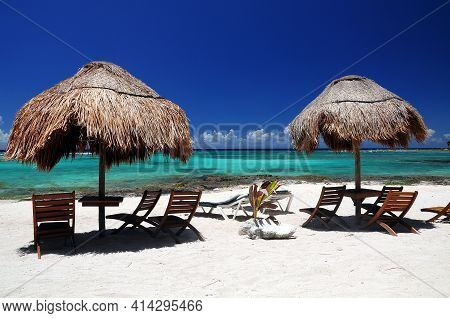 Paa Aanother Beautiful Beach In The Mayan Riviera, Located Between Playa Del Carmen And Tulum Is Paa