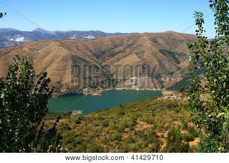 Lake In Sierra Nevada, Spain