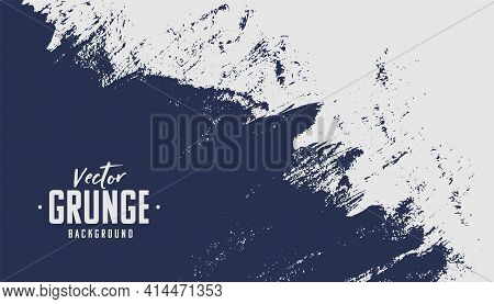 Abstract Dirty Grunge Texture Splat Background Vector Template Design