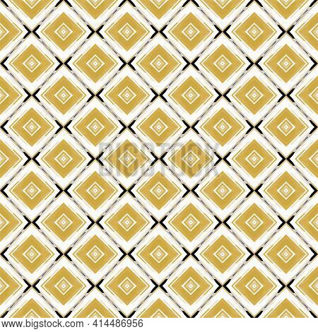 Seamless Pattern Geometric. Colorful Abstract Background. Vector Design