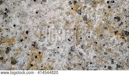 Stone And Processed From Natural Stone, Photographed In Daylight Structure Of A Stone Slab, Cut