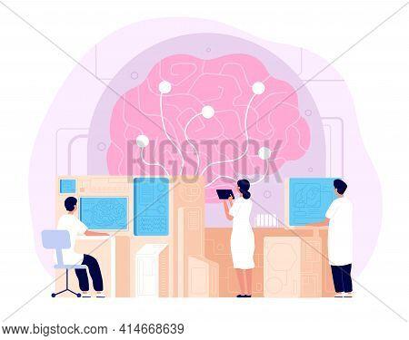 Neurology. Active Occupational Research, Psychology Disease Explorer. Professional Neurological Educ