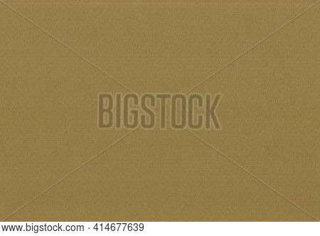Light Brown Rimmed Paperboard Texture Useful As A Background