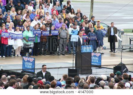 Obama In Indy