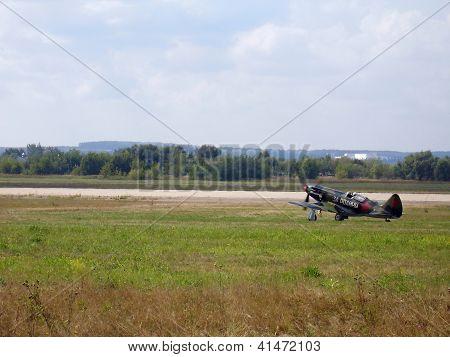 Historic Plane Yak-3