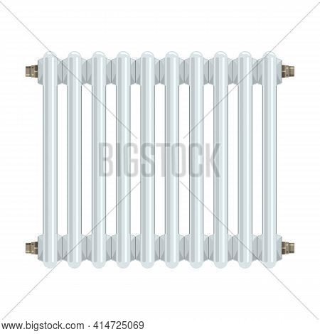 Electric Radiator Vector Icon.cartoon Vector Icon Isolated On White Background Electric Radiator.