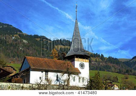 Iglesia de la aldea