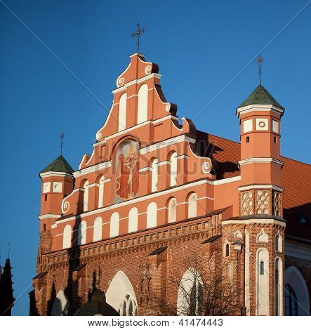 Church Of St. Francis And Bernadine