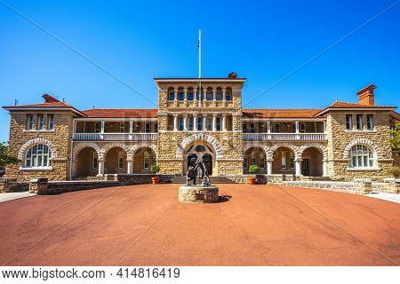 January 15, 2019: Perth Mint, Established On 20 June 1899, Is The Official Bullion Mint Of Australia