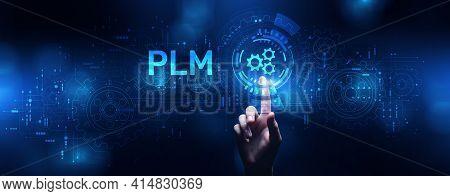 Plm Program Lifecycle Management Application Development Technology Concept