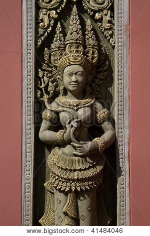 Budhist statue