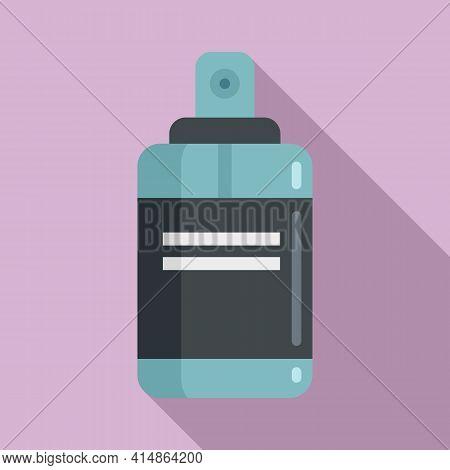 Prevention Antiseptic Icon. Flat Illustration Of Prevention Antiseptic Vector Icon For Web Design