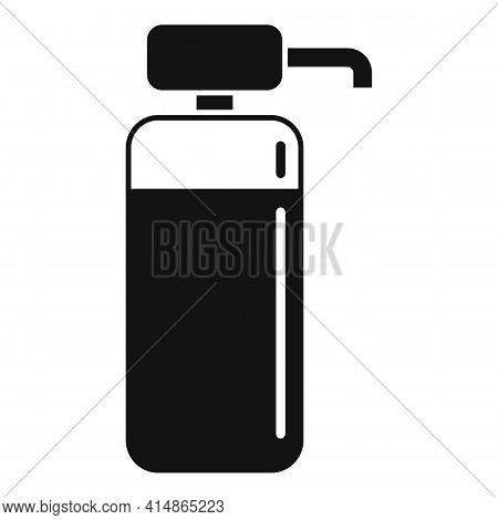 Sanitary Antiseptic Icon. Simple Illustration Of Sanitary Antiseptic Vector Icon For Web Design Isol