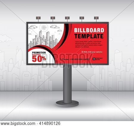 Billboard Template Design2021-no2