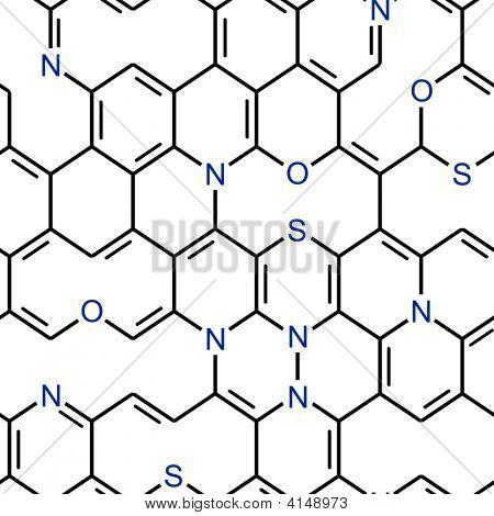 Seamless Chemical Pattern