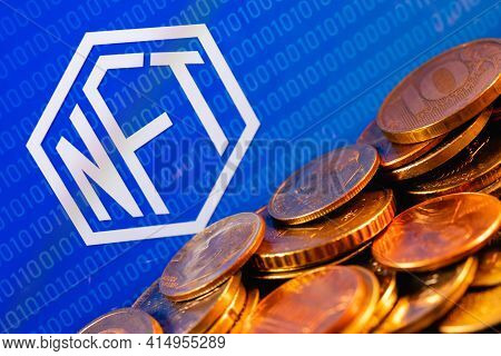 A Nft (non-fungible Token) Is A Special Cryptographically-generated Token That Uses Blockchain Techn
