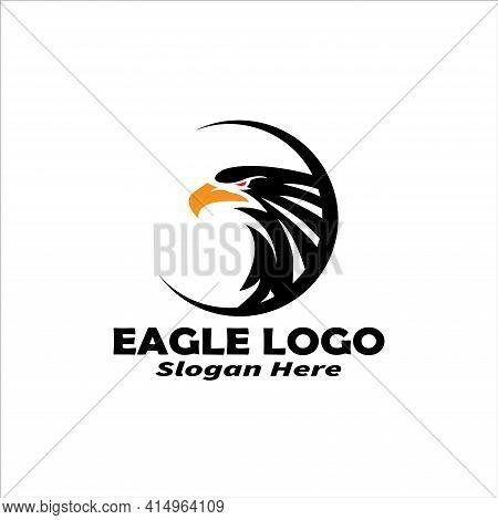 Eagle Logo Abstract Eagle Logo Design Template Eagle Logo Vector