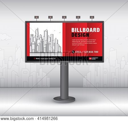 Billboard Template Design2021-no5