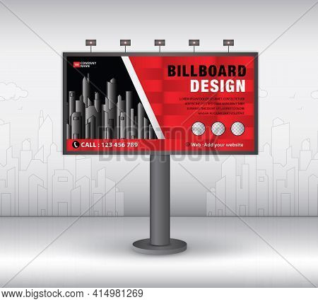 Billboard Template Design2021-no6