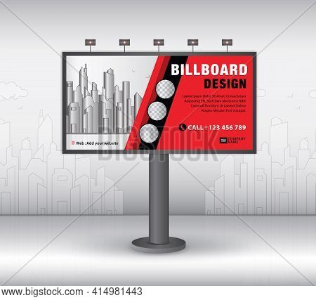 Billboard Template Design2021-no7