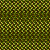 a seamless pattern of yellow wire netting background poster