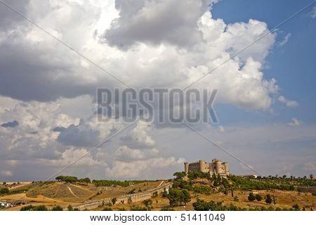 Belmonte Castle Panoramic