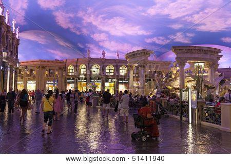 Caesars Palace Forum Shops In Las Vegas, Nv On June 26, 2013